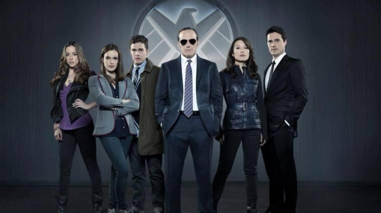S.H.I.E.L.D. - Bosszúálló nyomozósdi bevezetőkép