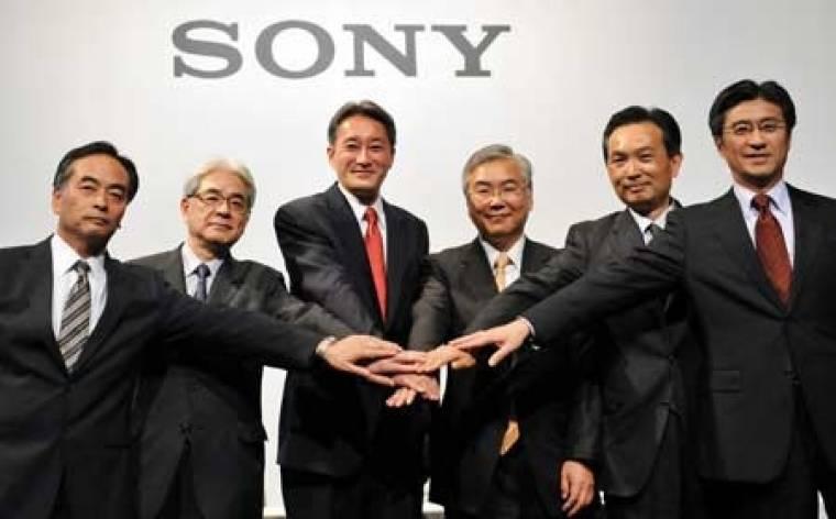 Nagy váltásra készülnek - A Sony vezérkara
