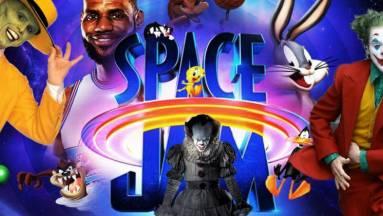 Kiszivároghatott a Space Jam 2 története, így kerülhet a filmbe Joker és Pennywise kép