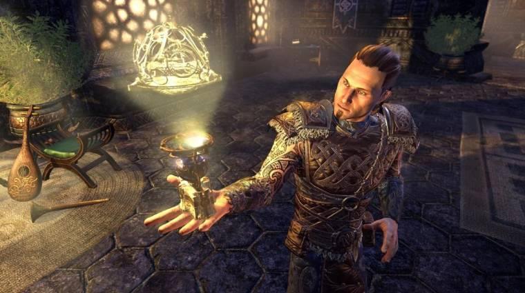 The Elder Scrolls Online - hamarosan megjelenik a Clockwork City DLC bevezetőkép