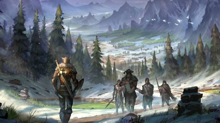 Skyrimbe megyünk a The Elder Scrolls Online következő kiegészítőjével bevezetőkép