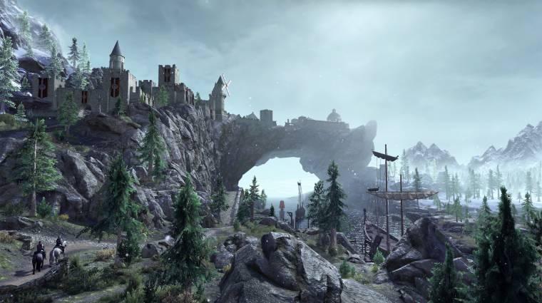 Skyrimbe jönnek a vámpírok a The Elder Scrolls Online következő kiegészítőjében bevezetőkép