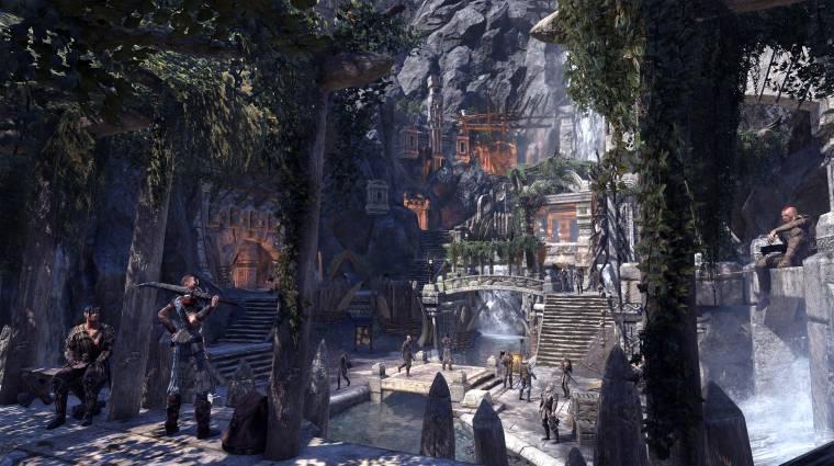 Egy teljes The Elder Scrolls kalandot játszhatunk végig a Twitteren bevezetőkép