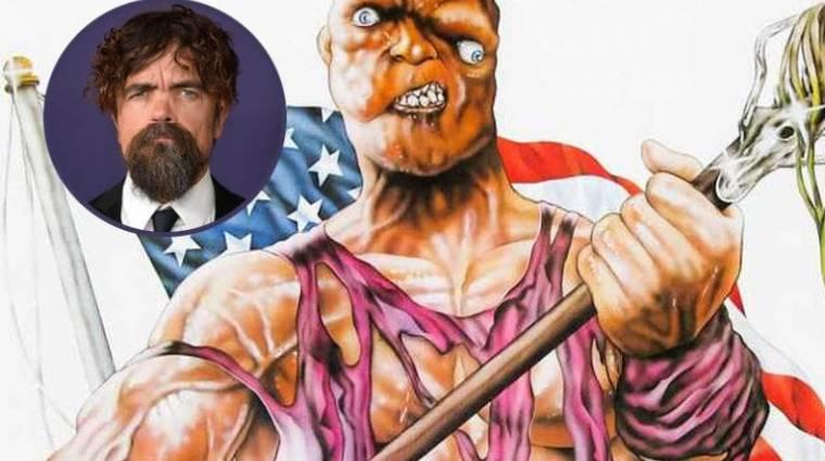 Peter Dinklage lesz az új Toxikus Bosszúálló kép