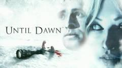 Until Dawn - a PS3-as változat még teljesen máshogy nézett ki kép