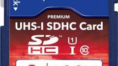 SSD-ket szégyenítő Verbatim SDHC és SDXC kártyák kép