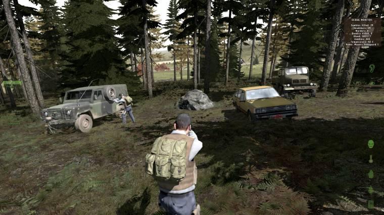 DayZ - Steamről indulnak a zombik bevezetőkép