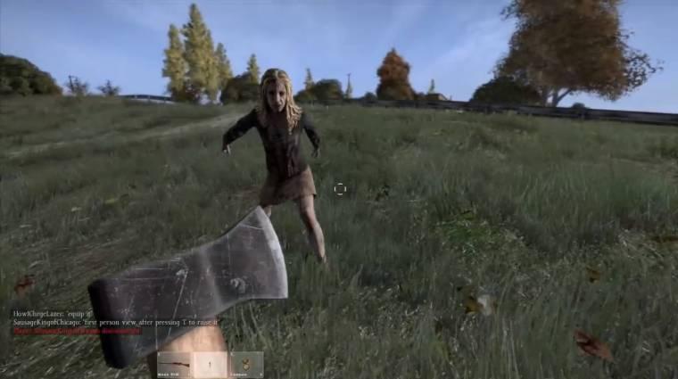 DayZ Standalone - leplezetlen pre-alpha gameplay bevezetőkép
