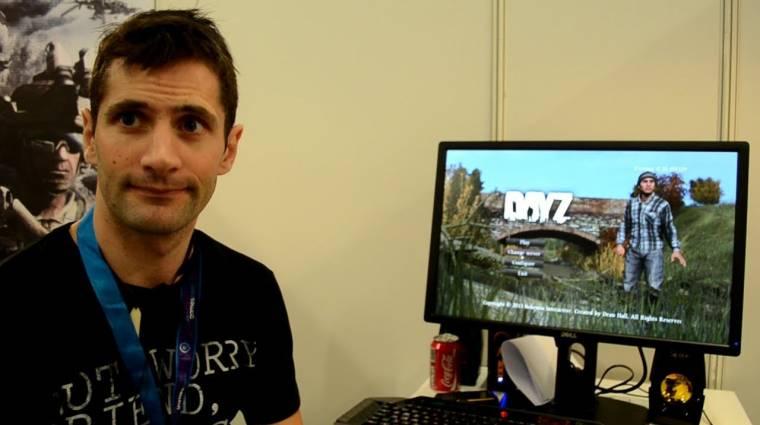 A DayZ atyja egy új tömeges multiplayer játékot tervez bevezetőkép