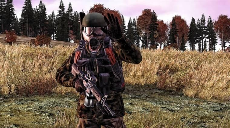 DayZ - bezárul a kör, a napokban megjelenik PS4-re bevezetőkép