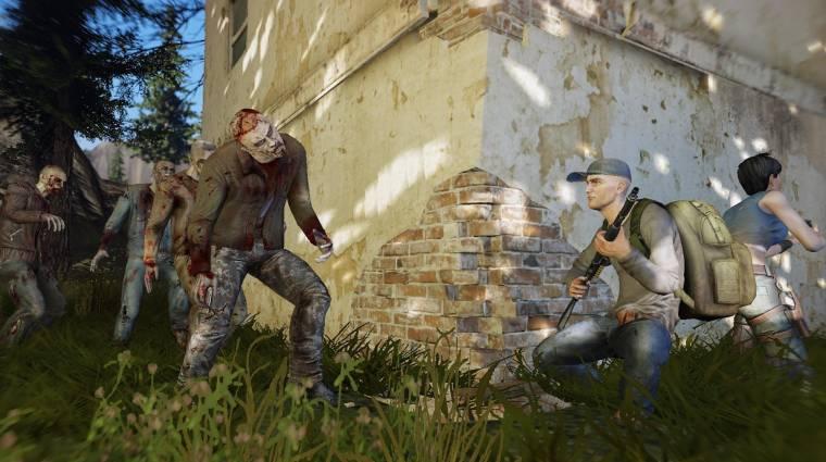 Újra összeállt a DayZ két alkotója, hogy egy új túlélőjátékon dolgozzanak bevezetőkép