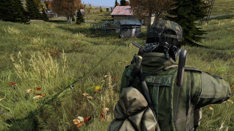 Gamescom 2018 - még a nyáron megjelenik Xbox One-ra a DayZ bevezetőkép