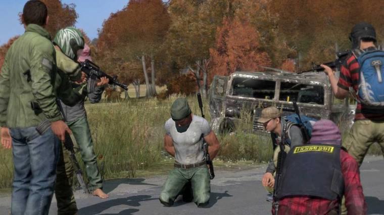 Több százezren játszanak a DayZ-vel, mióta bekerült az Xbox Game Pass kínálatába bevezetőkép