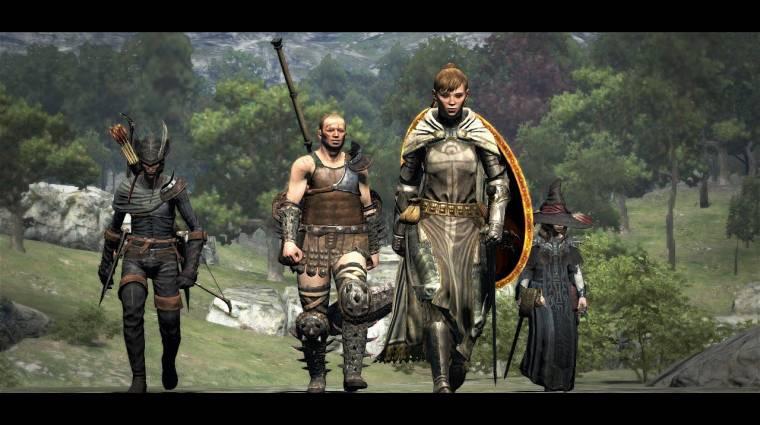 Dragon's Dogma: Dark Arisen - kiegészül a sárkányos kaland bevezetőkép