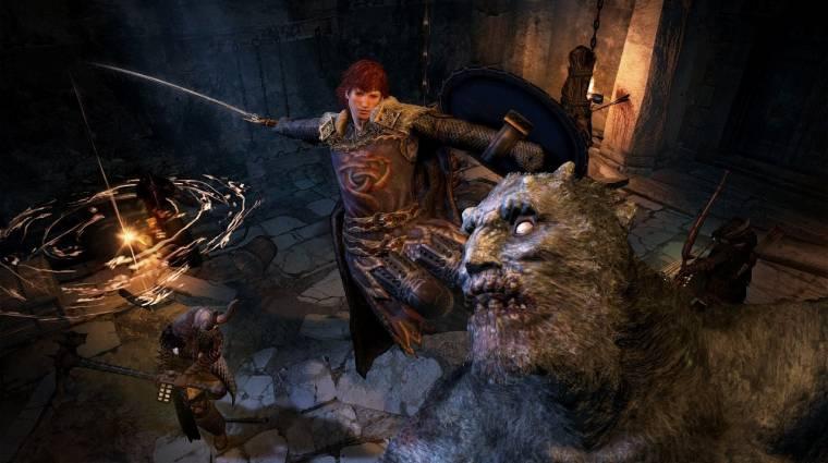 Megjelenési dátumot kapott a Dragon's Dogma: Dark Arisen bevezetőkép