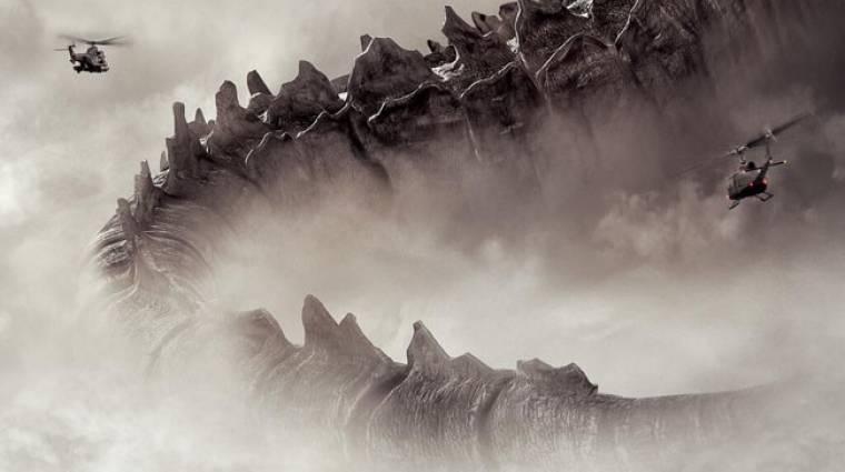 Godzilla trailer - Tűzgyűrű robotok nélkül bevezetőkép