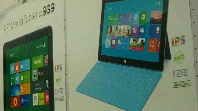 Támadnak a gagyi Windows 8-as táblák kép