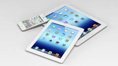Október 23-án mutathatják be az iPad minit kép