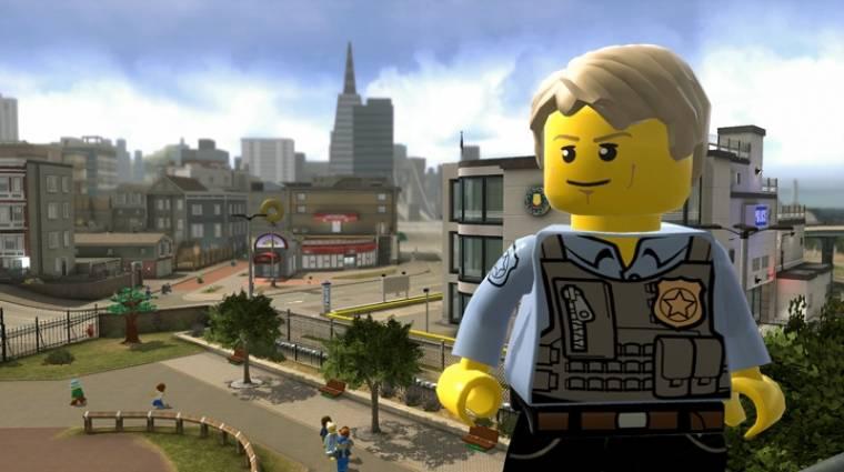 LEGO City Undercover - megvan a dátum, kooperatívan is játszható lesz bevezetőkép