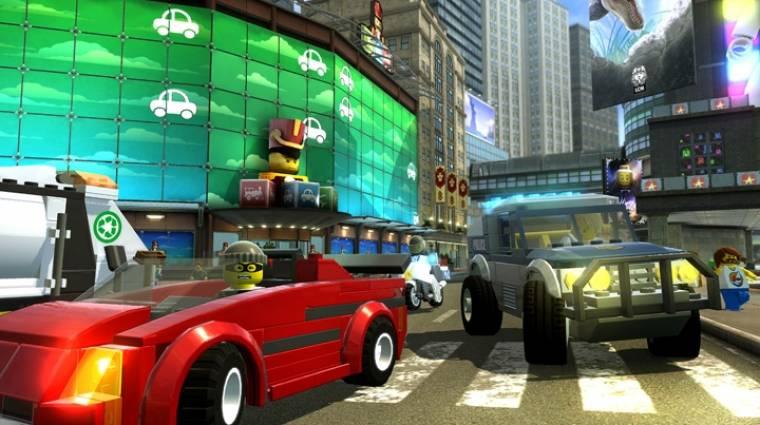 LEGO City Undercover - mégsem kell sok hely a switches változatnak bevezetőkép