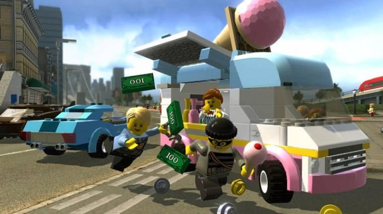 LEGO City Undercover - új platformokra jön az egyik legjobb LEGO játék bevezetőkép