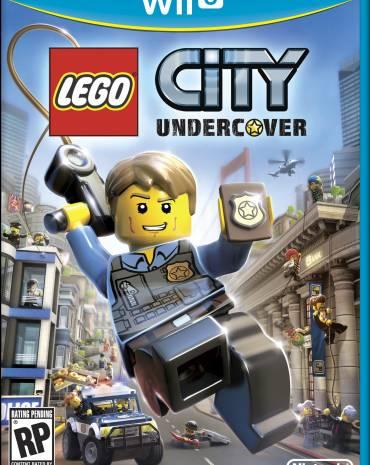 LEGO City: Undercover kép