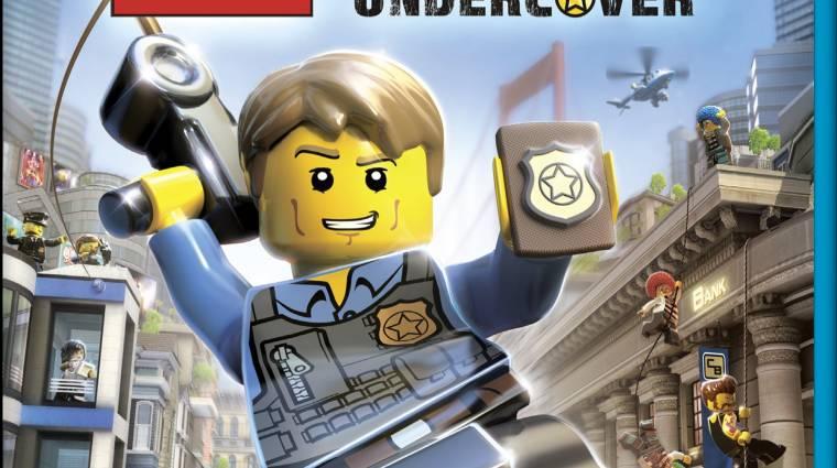 LEGO City: Undercover - csirkétől a sportkocsiig bevezetőkép