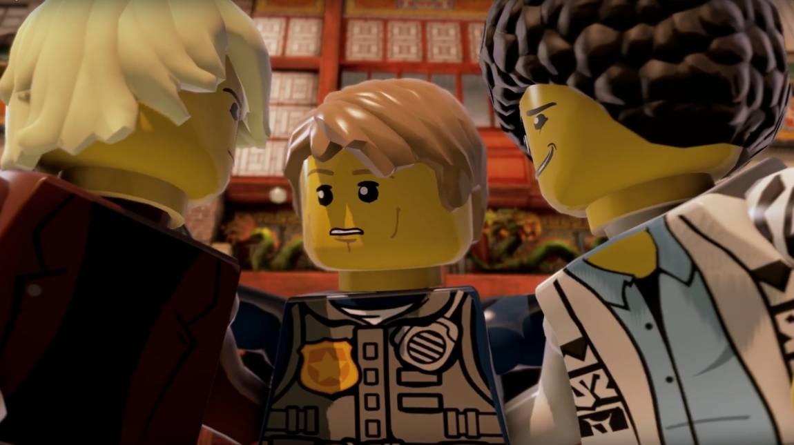 LEGO City Undercover - ez az előzetes akár egy GTA játéké is lehetne bevezetőkép