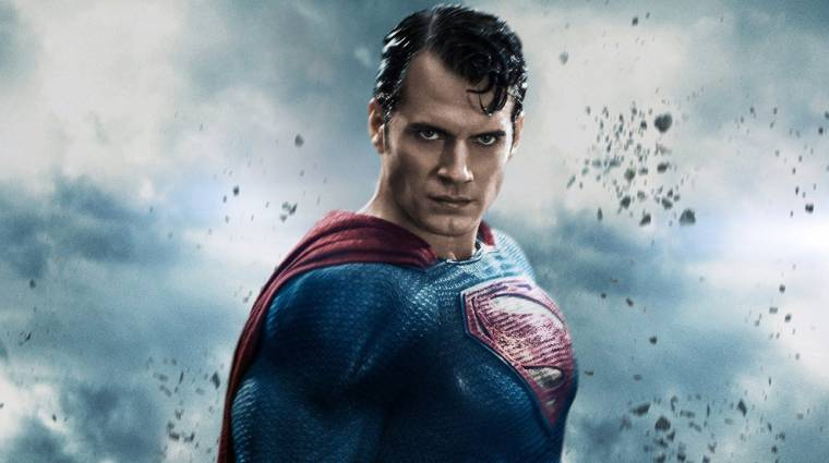 Superman botrány: megszólalt a stúdió és Henry Cavill is kép