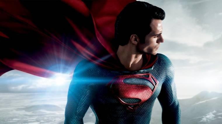 Henry Cavill még egy ideig szívesen alakítaná Supermant kép