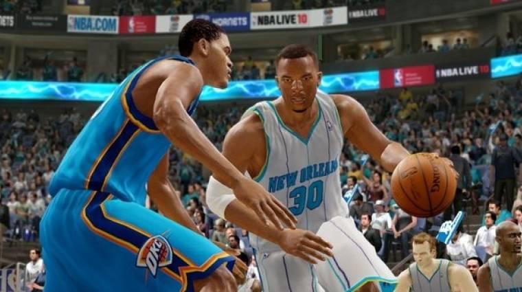 Végül mégsem lesz NBA Live 13 bevezetőkép
