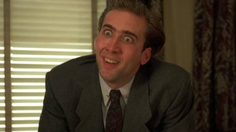 Ekkor jön a film, amiben Nicolas Cage saját magát fogja eljátszani kép
