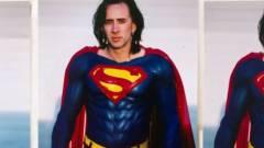 Nicolas Cage végre eljátszhatja Supermant kép