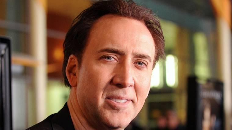 Nicolas Cage a legkeményebben dolgozó színész Hollywoodban