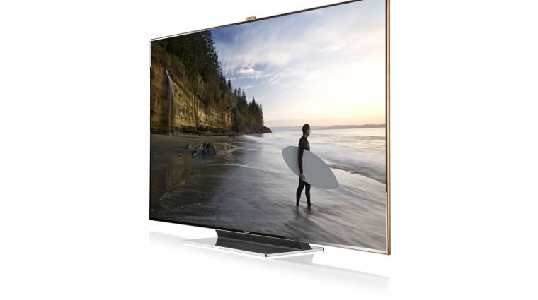 Óriás Smart tévé a Samsungtól kép