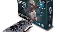 Sapphire Radeon HD 7870 FleX kép