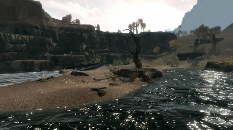 The Elder Scrolls Skywind - lassan, de biztosan halad a Morrowind felújítása (videó) bevezetőkép