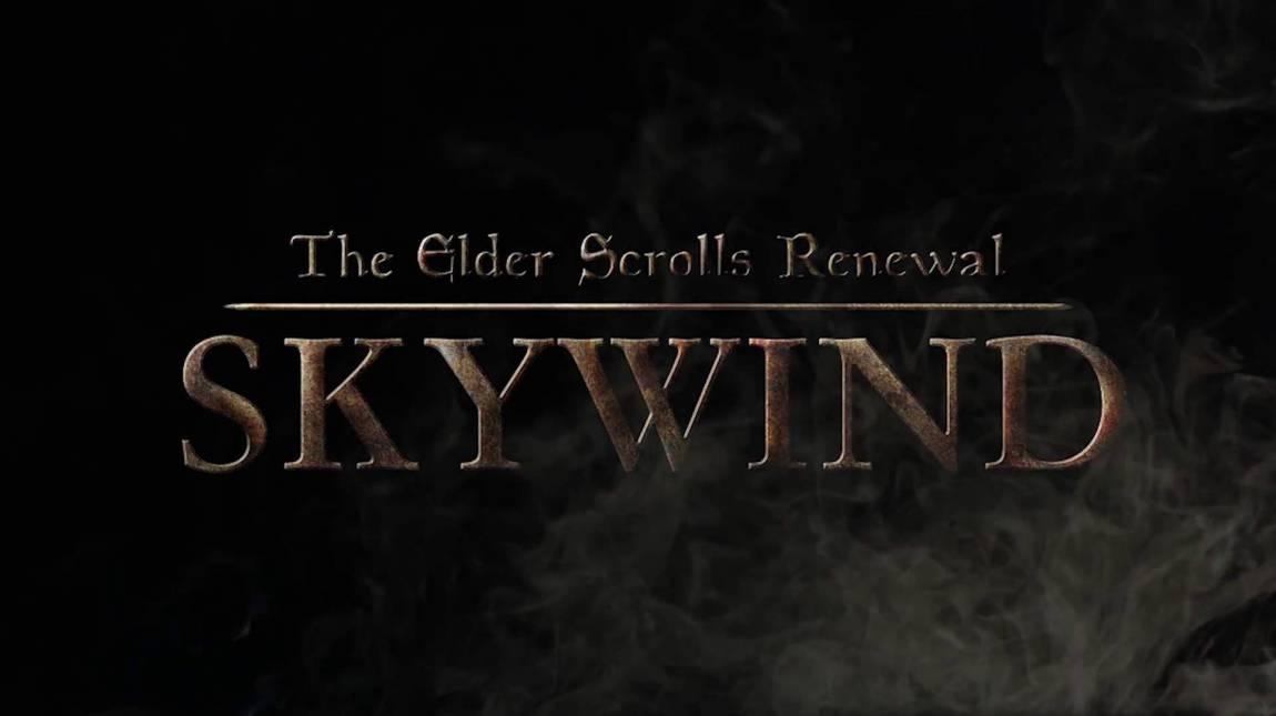Skywind - egyre jobban fest a Morrowind felújított változata bevezetőkép