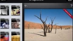 Sárkány ellen sárkányfű, Instagram ellen Snapseed kép