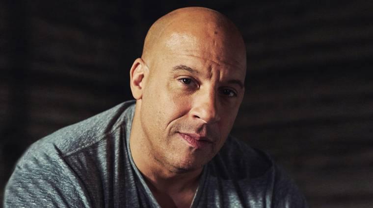 Vin Diesel énekesnek állt, itt az első dala kép