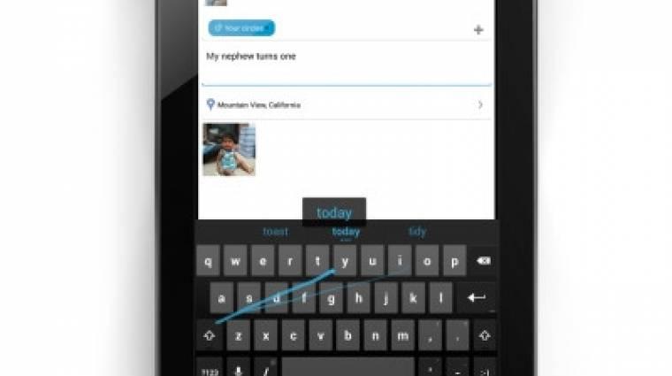 Hivatalos az Android 4.2 kép