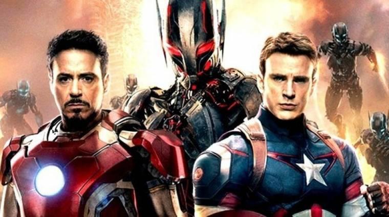 Comic-Con 2014 - itt a Bosszúállók: Ultron Kora és Hangya poszterek bevezetőkép