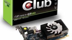 Club 3D: belépő videokártya 4 GB memóriával kép
