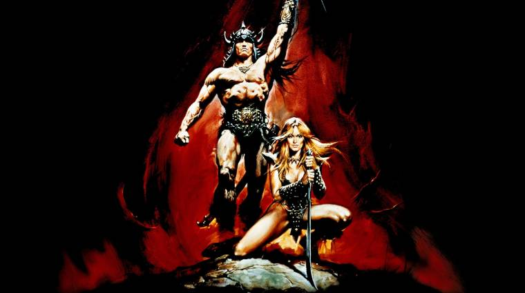 A Netflix sorozatot készít a Conan, a barbárból kép