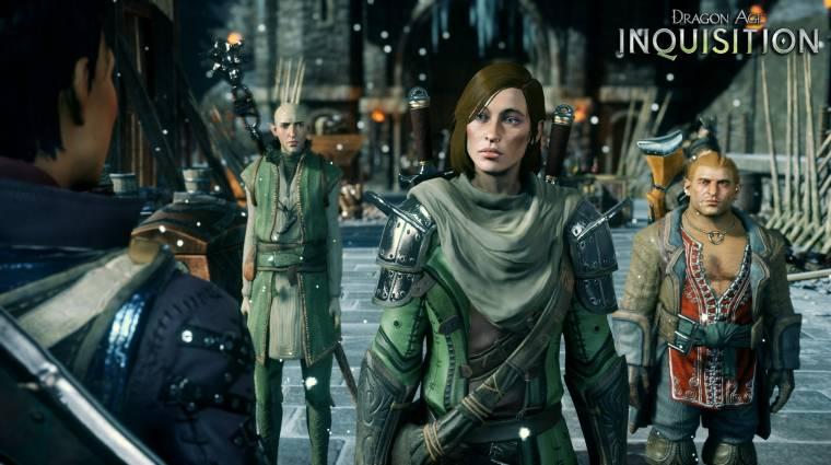 Dragon Age: Inquisition - folytatódik a sztori, visszatér egy ismerős bevezetőkép