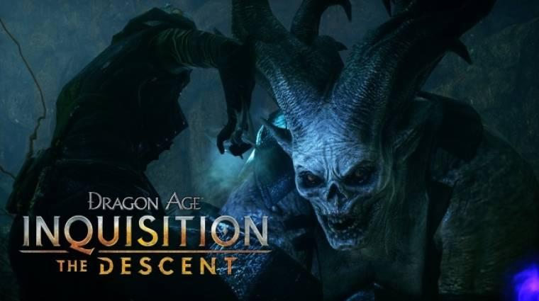 Dragon Age: Inquisition - érkezik az új DLC, az EA Access tagok duplán örülhetnek bevezetőkép