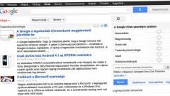 Kiköltöznek a főbb brazil újságok a Google Hírekből kép