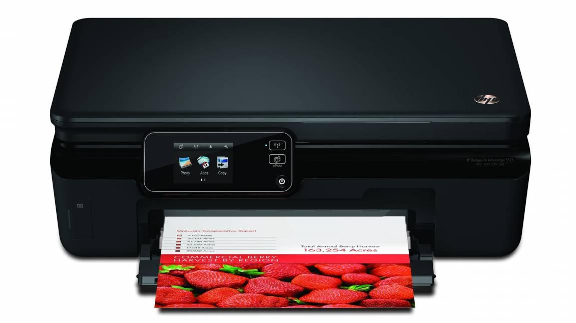 HP Deskjet Ink Advantage 5525 e-All-in-One kép