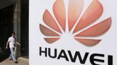 Dinamikusan növekszik a Huawei kép