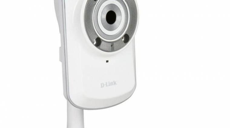 Építsünk otthoni megfigyelőrendszert kép